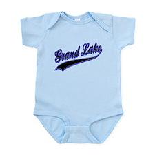 Grand Lake Baseball Logo Infant Bodysuit