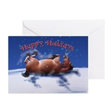 Snow Angel Greeting Cards (Pk of 10)
