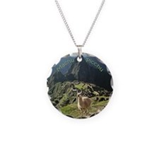 Machu Picchu Necklace / Pendant / Beautiful!
