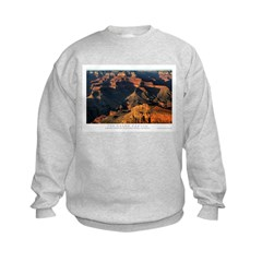 The Grand Canyon Kids Sweatshirt