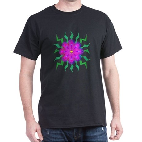 Flowers Dark T-Shirt