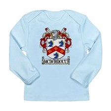 McDermott Coat of Arms Long Sleeve Infant T-Shirt