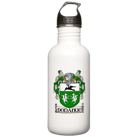 Donahue Coat of Arms Stainless Water Bottle 1.0L