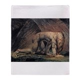 Nebuchadnezzar Throw Blanket