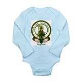 Fitzgerald Clan Motto Long Sleeve Infant Bodysuit