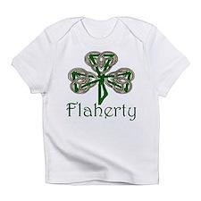 Flaherty Shamrock Infant T-Shirt