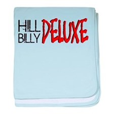 Hillbilly Deluxe baby blanket