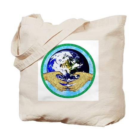 Precious Earth Tote Bag