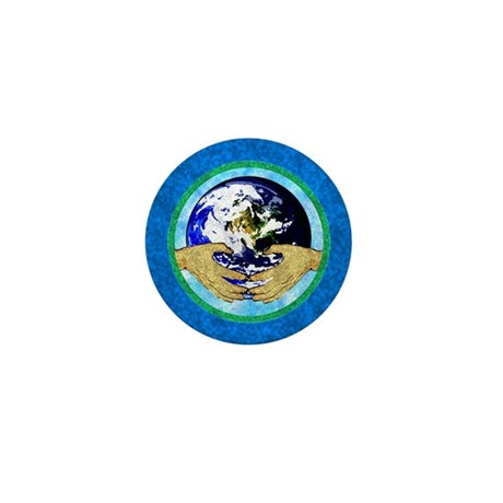 Precious Earth Mini Button (10 pack)
