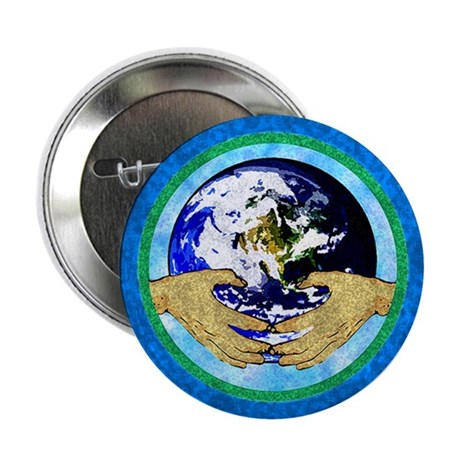 Precious Earth Button