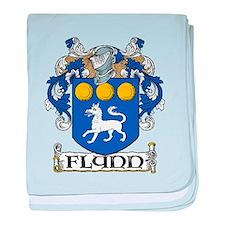 Flynn Coat of Arms baby blanket