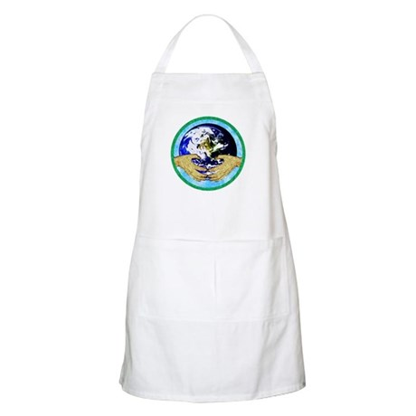Precious Earth BBQ Apron