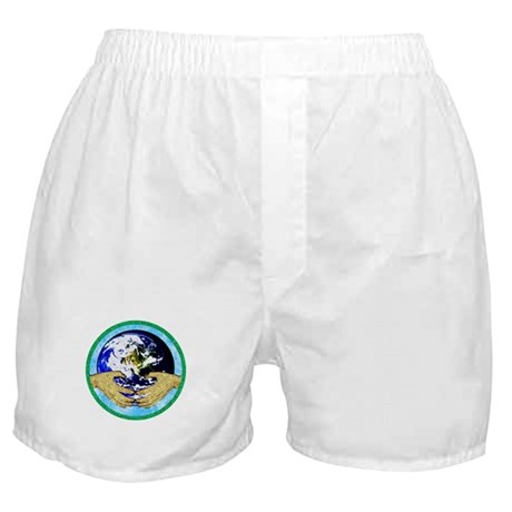 Precious Earth Boxer Shorts