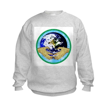 Precious Earth Kids Sweatshirt