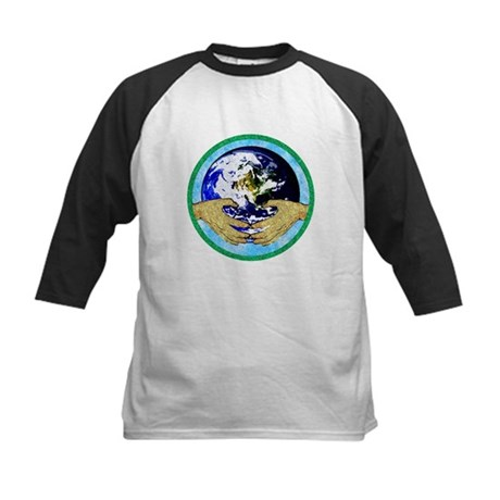 Precious Earth Kids Baseball Jersey