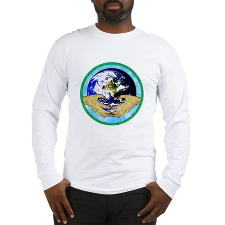 Precious Earth Long Sleeve T-Shirt