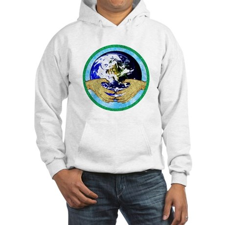 Precious Earth Hooded Sweatshirt