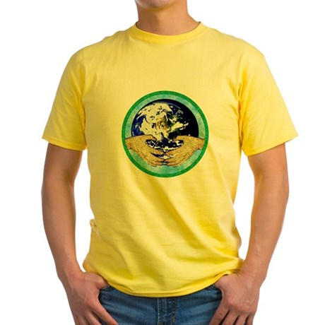 Precious Earth Yellow T-Shirt