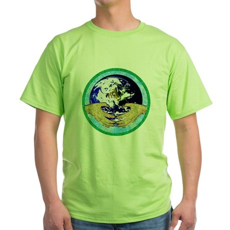 Precious Earth Green T-Shirt