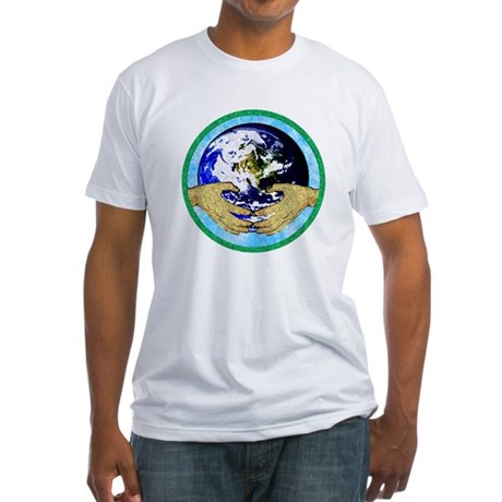 Precious Earth Fitted T-Shirt