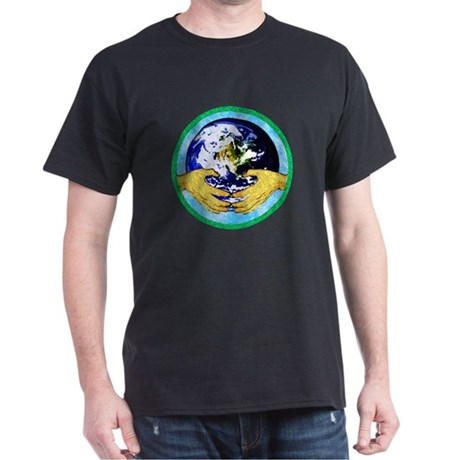 Precious Earth Black T-Shirt