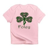 Foley Shamrock Infant T-Shirt