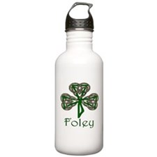 Foley Shamrock Water Bottle