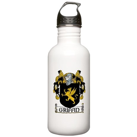 Griffin Coat of Arms Stainless Water Bottle 1.0L
