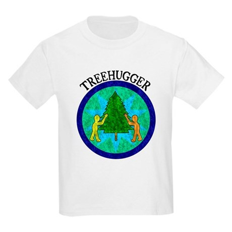 Tree Hugger Kids T-Shirt