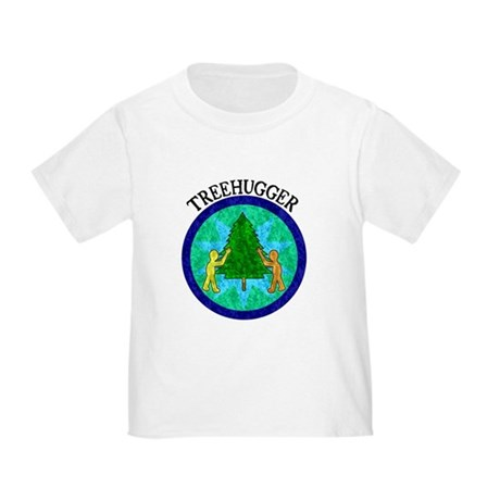Tree Hugger Toddler T-Shirt