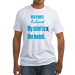 It's the Bomb Fitted T-Shirt
