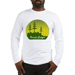 Sunset Lodges Long Sleeve T-Shirt