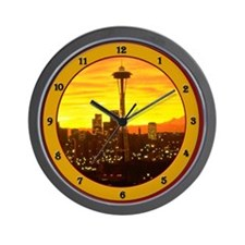 And photography Wall Clock