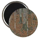 "Birch Forest 2.25"" Magnet (10 pack)"