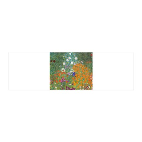 Flower Garden 21x7 Wall Peel