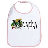 Murphy Celtic Dragon Bib
