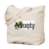 Murphy Celtic Dragon Tote Bag
