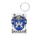 Kelly Coat of Arms Keychains