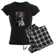 Sitting Pretty Cairn Terrier Pajamas
