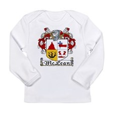 McLean Coat of Arms Long Sleeve Infant T-Shirt