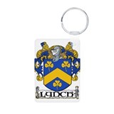 Lynch Coat of Arms Aluminum Photo Keychain