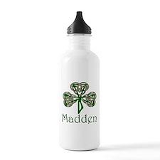 Madden Shamrock Water Bottle
