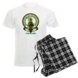 Moran Clan Motto pajamas