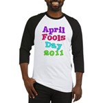 2011 April Fool's Day Baseball Jersey