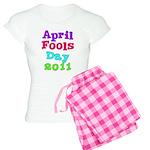 2011 April Fool's Day Women's Light Pajamas