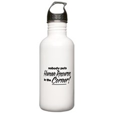 HR Nobody Corner Water Bottle