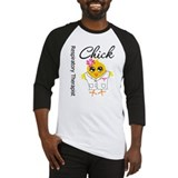 Respiratory Therapist Chick Baseball Jersey