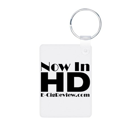 HD Aluminum Photo Keychain