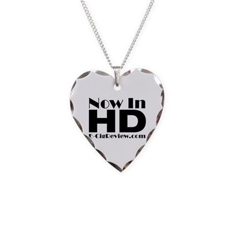 HD Necklace Heart Charm