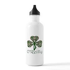O'Reilly Shamrock Water Bottle